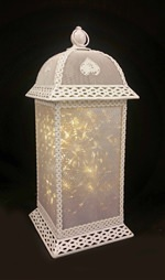 Ice Starburst Lantern (click to enlarge)