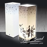 Jazz Band Shadow Lamp (click to enlarge)