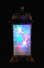 Rainbow Star Flower Lantern (click to enlarge)