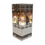 Tartan Square Brazier (click to enlarge)